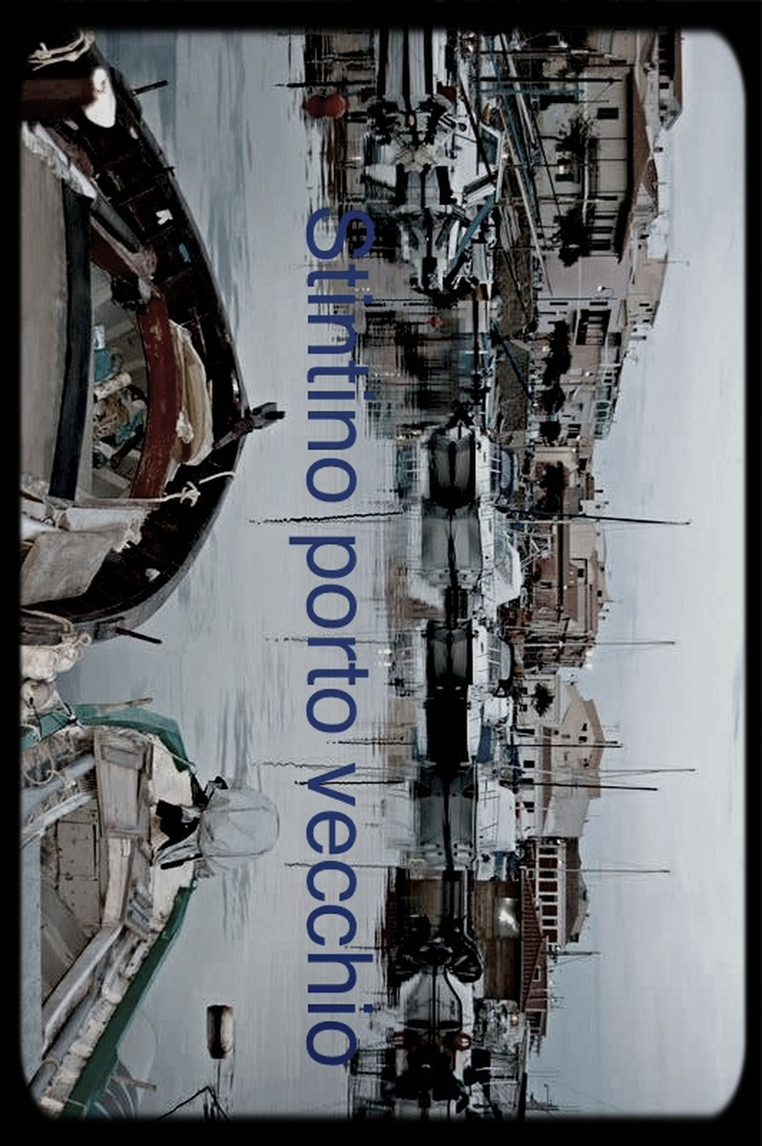 transportation, mode of transport, nautical vessel, architecture, built structure, transfer print, large group of people, city, travel, building exterior, high angle view, auto post production filter, boat, harbor, moored, incidental people, travel destinations, day, tourism, river