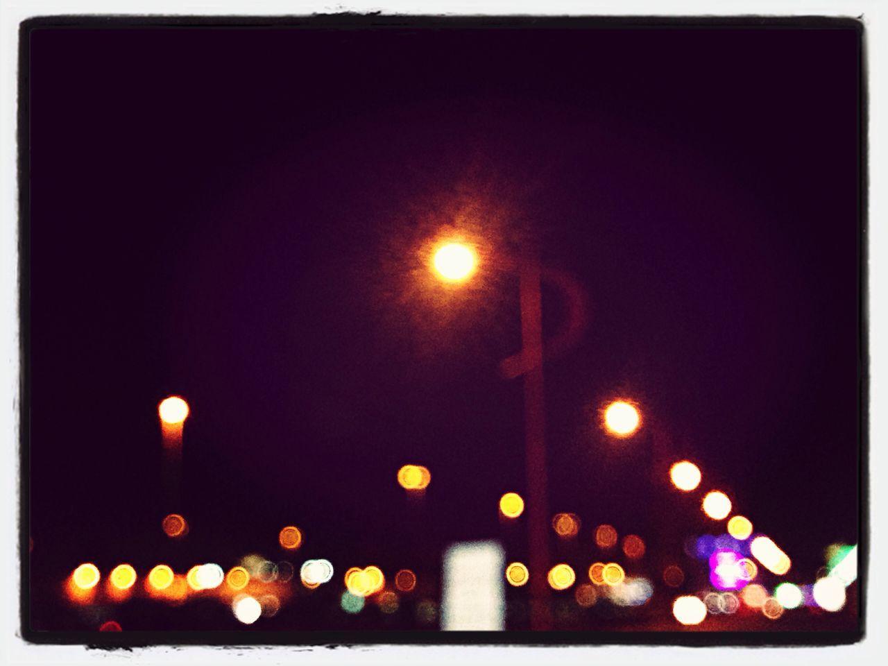 Night lights, stress-free moments.