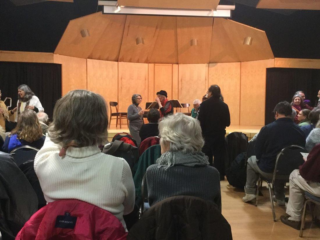 Intermission Concert