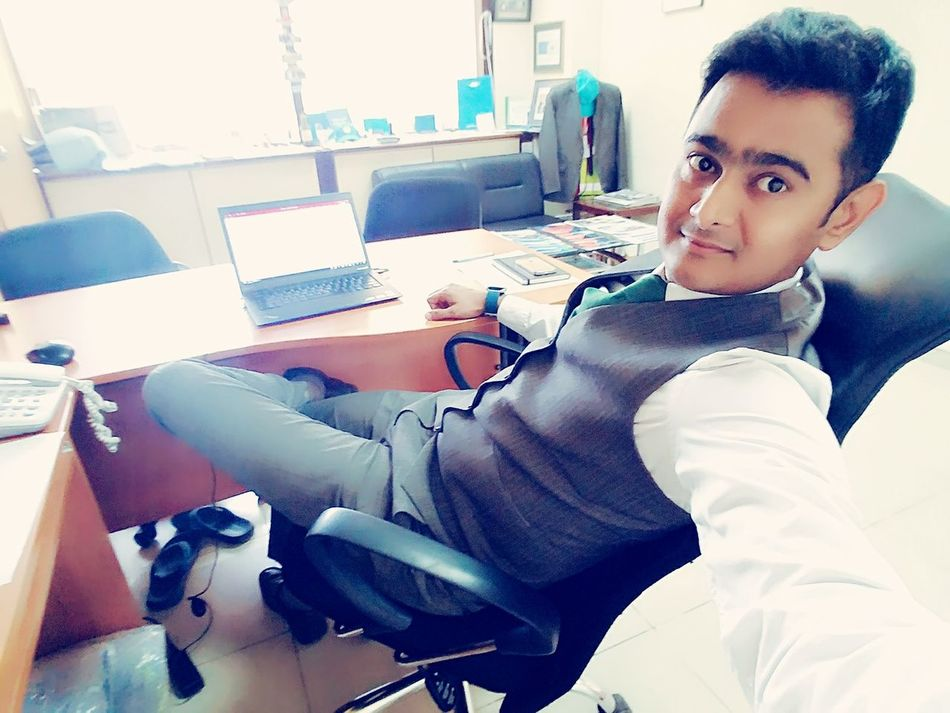 Office Business Businesswear Businesswoman Looking At Camera Working Sitting Business Person Place Of Work Confidence  Well-dressed Confidence  ThatsMe Hello World Hi Pakistan Cool Man Karachi Mfrbphotography Its Me MFRLifestyles Check This Out Rathod