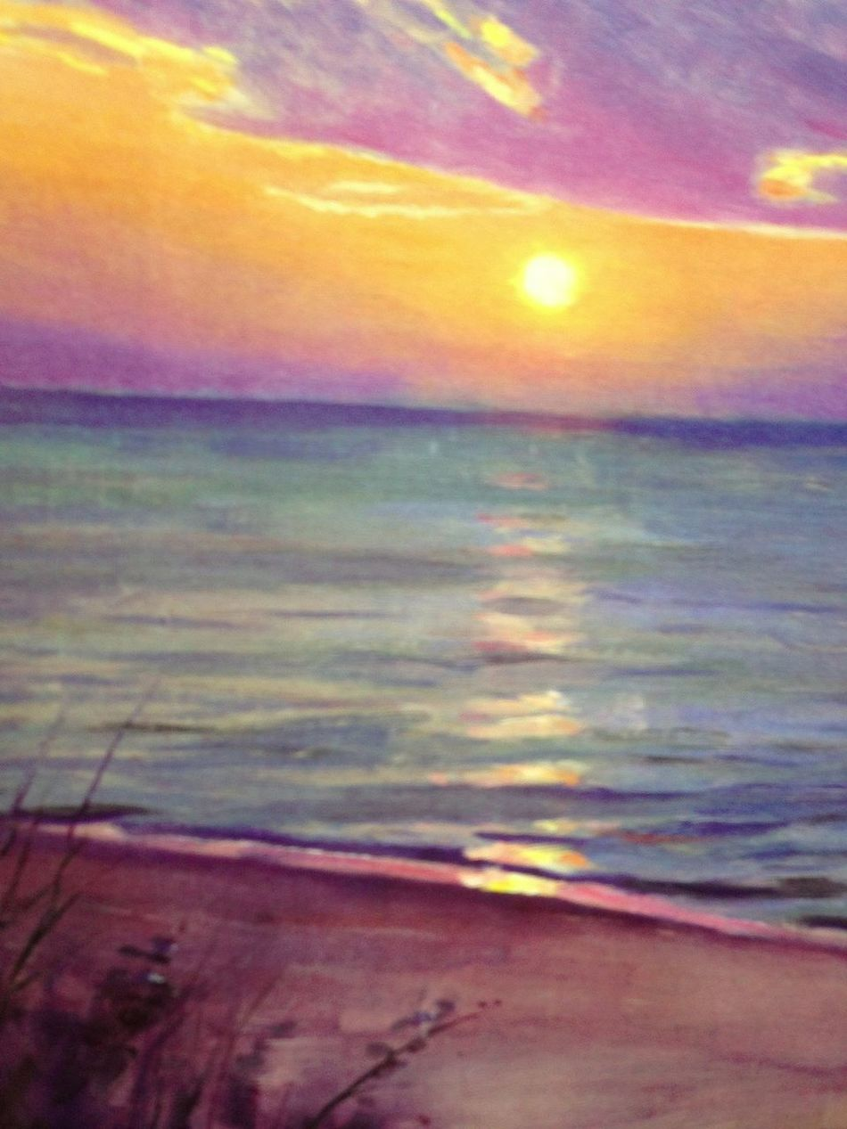 """Frank Dudley """" The Magic Hour"""" Magainze Art Magazine Art Hanging Out"""