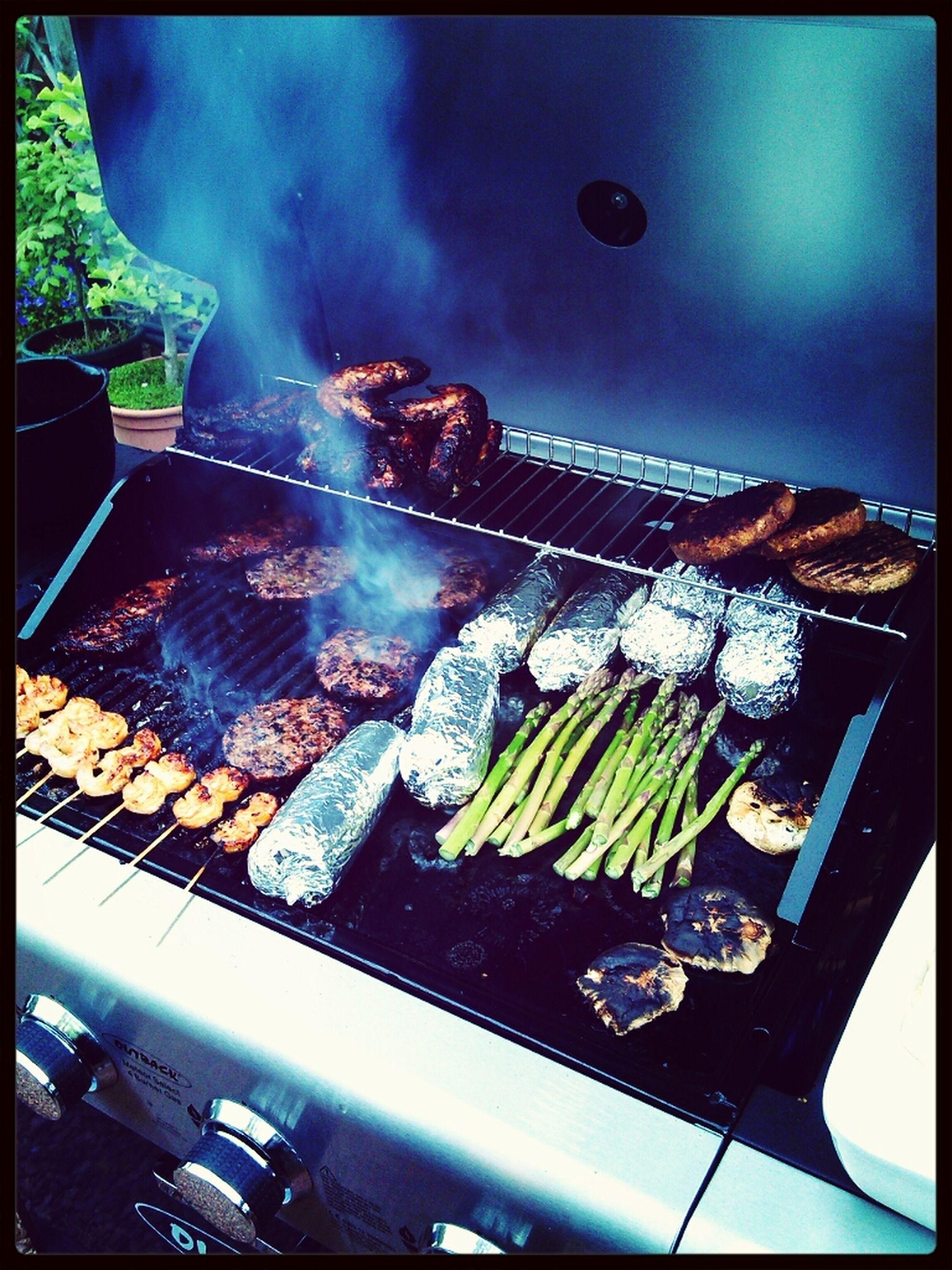 Mmmm.... BBQ!!