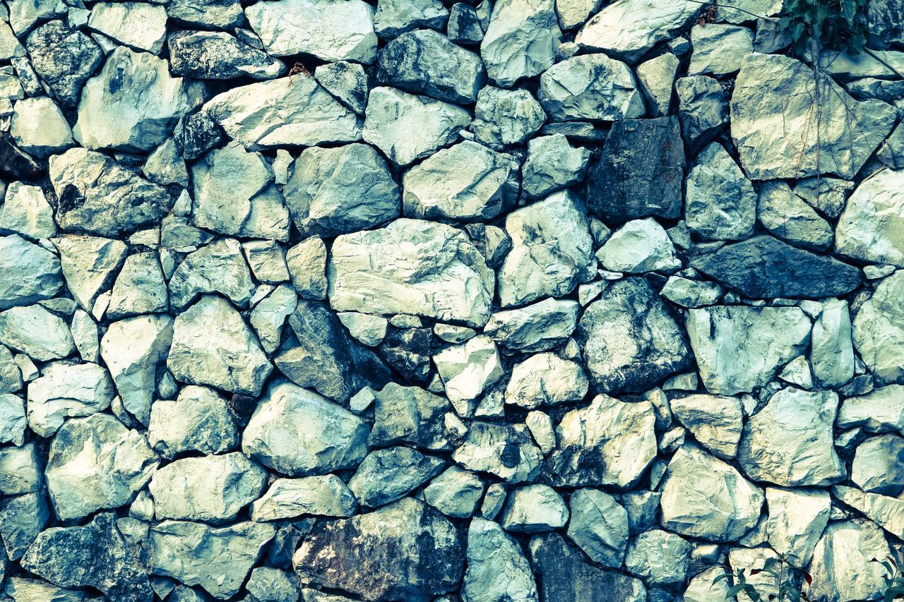 backgrounds, full frame, textured, cracked, no people, rock - object, pattern, nature, close-up, large group of objects, outdoors, day