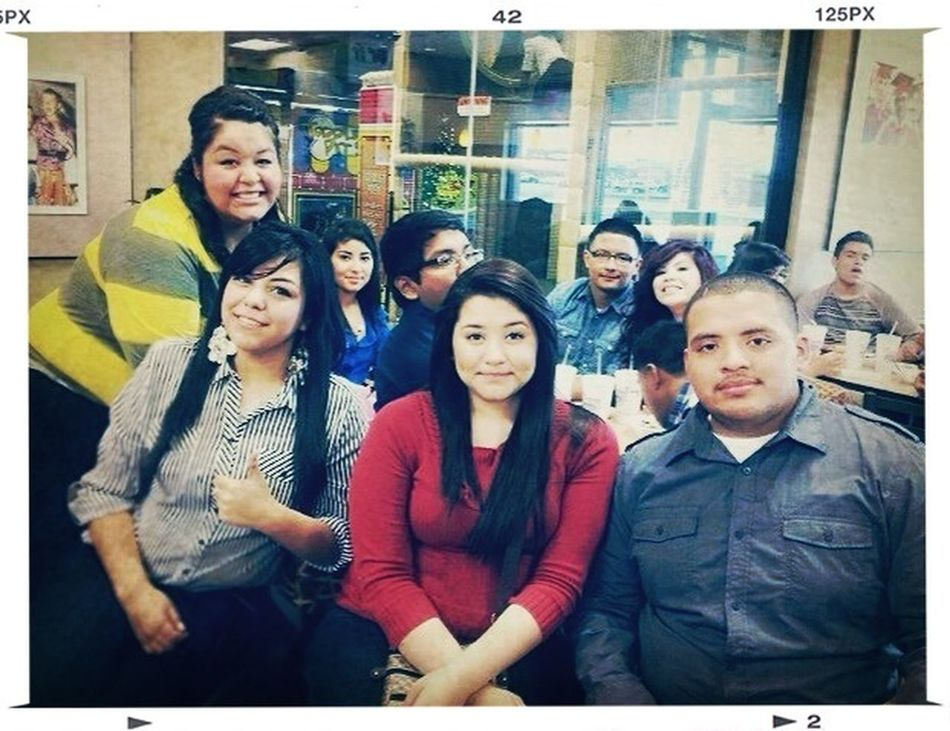 coworkers'♥ a while ago (:
