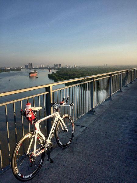 HappyBike SaigonCycling Twowheels SuriJitjang CerveloP3 VietnamCycling