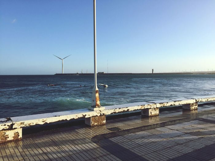 Water Sea Nature Outdoors Blue Clear Sky Wind Power Bodyboard Sun