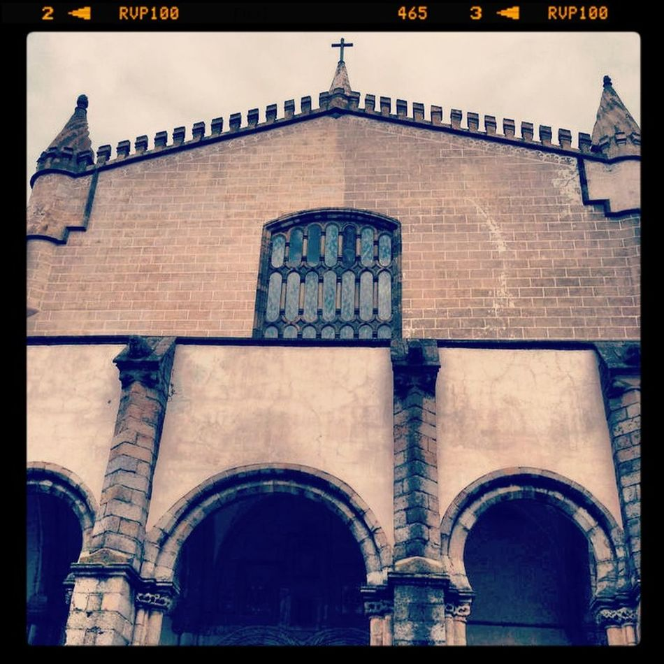 Igreja Real De São Francisco Évora  Portugal on Christmas 2013 and it was very cold!