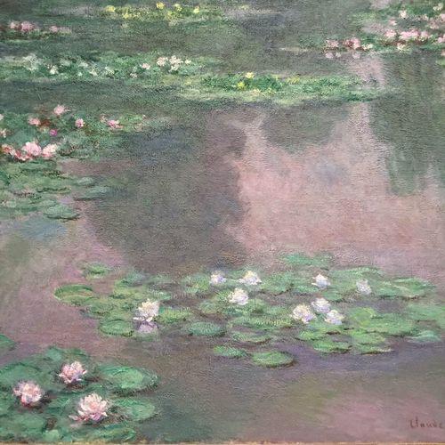 My Fav! Claude Monet Waterlilies Monet MFA Boston Ma Painting Pond Art Impressionism Museum Fineart EyeEm Best Shots EyeEmArt ArtWork EyeEmBestPics EyeEmbestshots EyeemArtLover Afewofmyfavoritethings