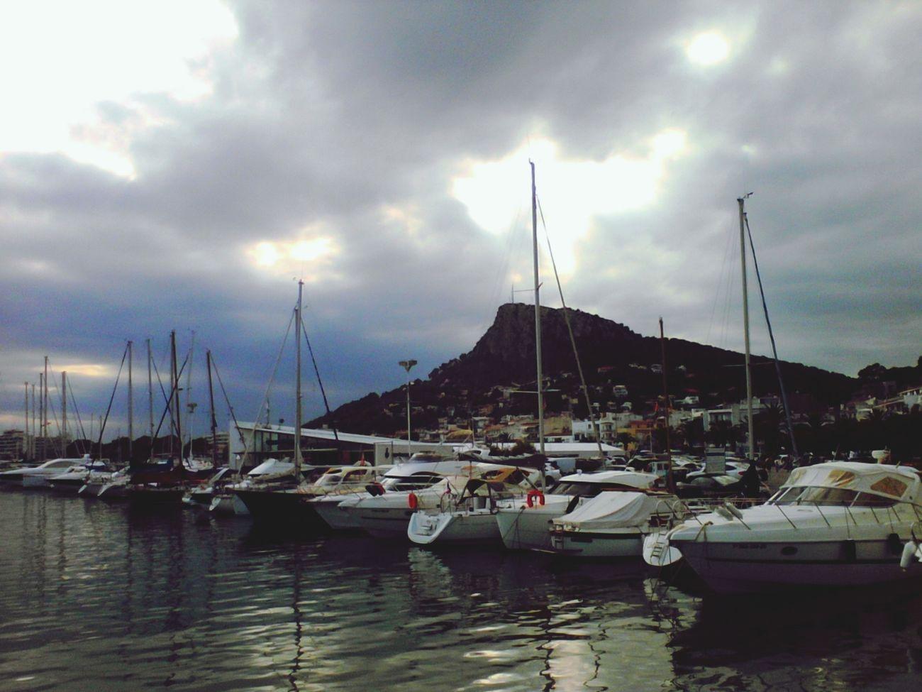 Boats Estartit Costabrava Catalunya Cataluña