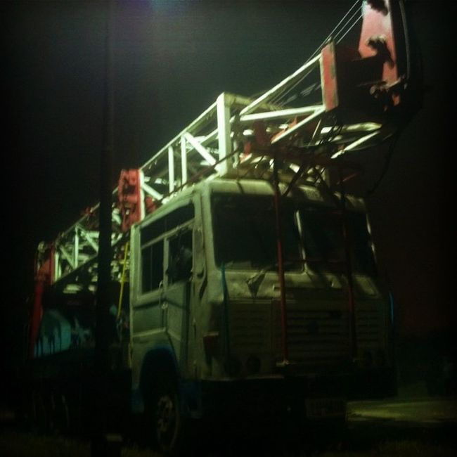 Rig of Heaven! 😉😉😉 Workover Asansol GEECL_Diaries