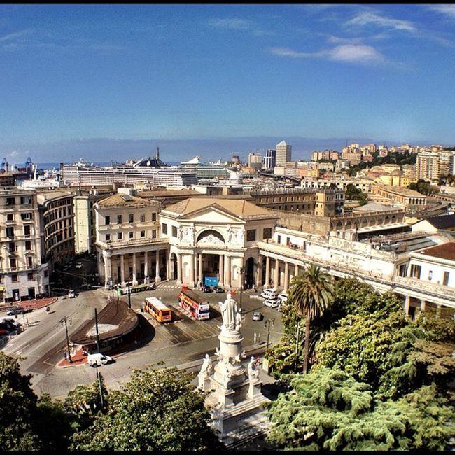 Morning Genova