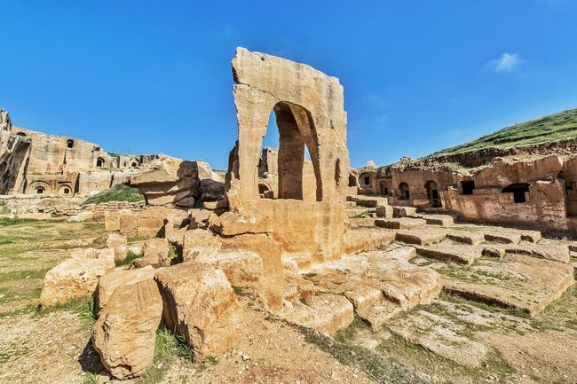 Dara Antik Kenti. Mardin / Turkey Mardin History Old City