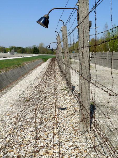 Clear Sky Dachau Day Holocaust Mahnmal Holocaust Memorial Konzentrationslager KonzentrationslagerDachau Kz Massenmord Nationalsozialismus NAZI No People Outdoors Verbrechen An Der Menschheit