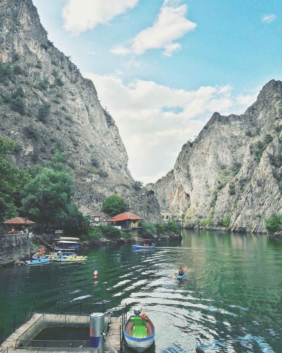 In love with this place! 🤗 Nature Landscape Travel Wanderlust Canyon Nature Photography Naturelovers Nature_collection Landscape_Collection Landscape_photography Canyonmatka Eye Em Best Shots The Week On EyeEem