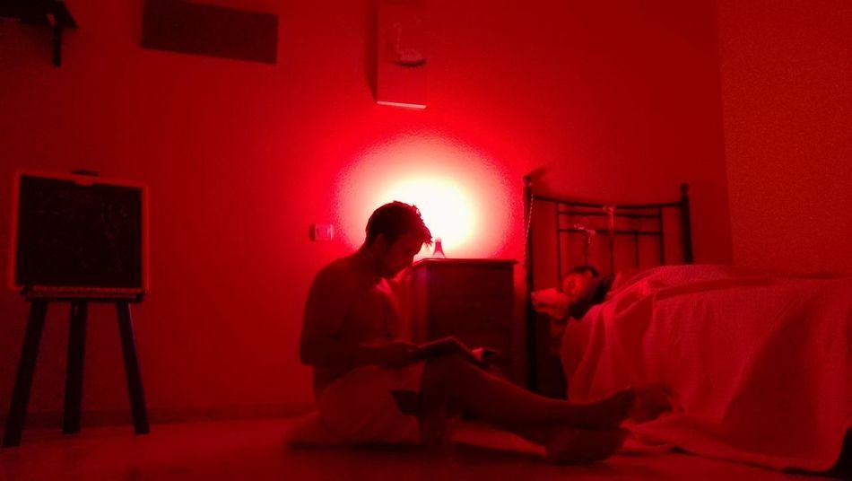 Colors Cuento, Dormir Habitaciones Noche Silueta Sueños