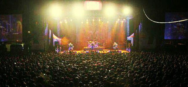 CROWD ROCK IN SOLO 2013 Rockinsolo RIS2013 Concert INDONESIA