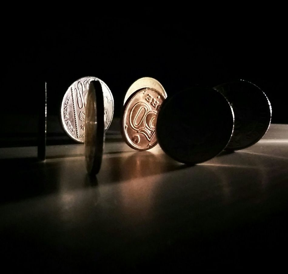 Beautiful stock photos of europe, Banking, Circle, Close-up, Coin