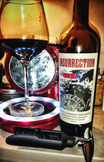 Insurrection Wines. Red Wine Weekend Electric Relaxation Redredwine Australian Wines