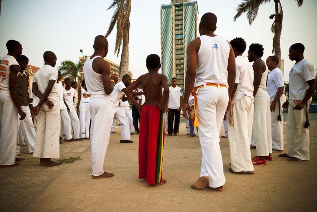 Up Close Street Photography Luanda Capoeira Angola First Eyeem Photo