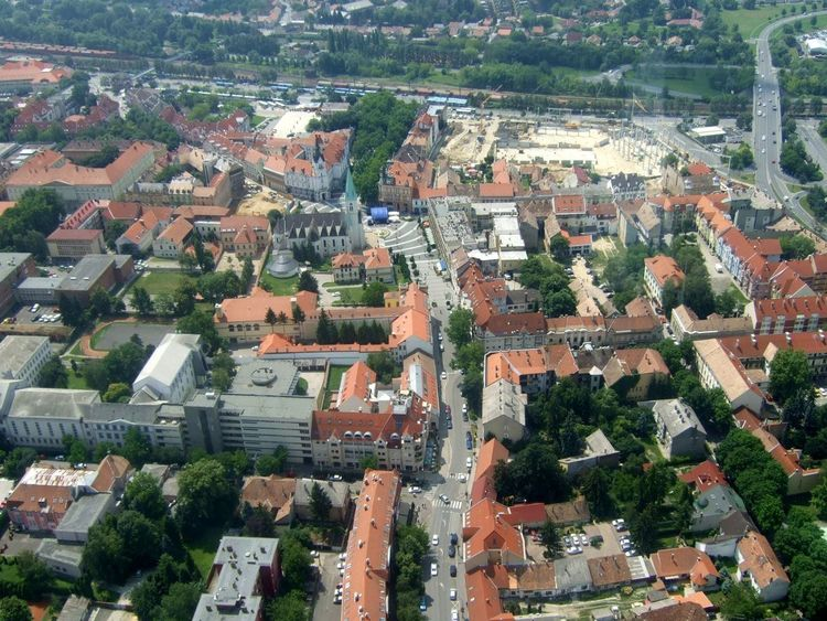 Aerial View City Nature No People Outdoors Town