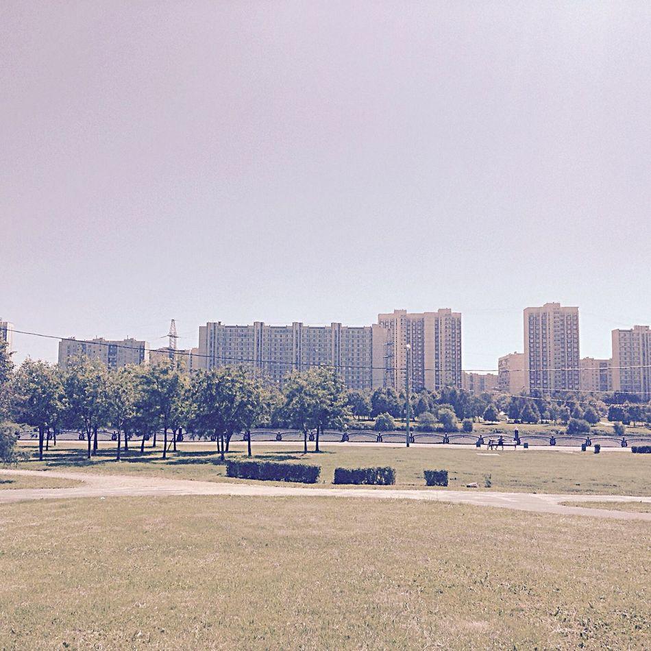 My universe Moscow Park Marino Nature
