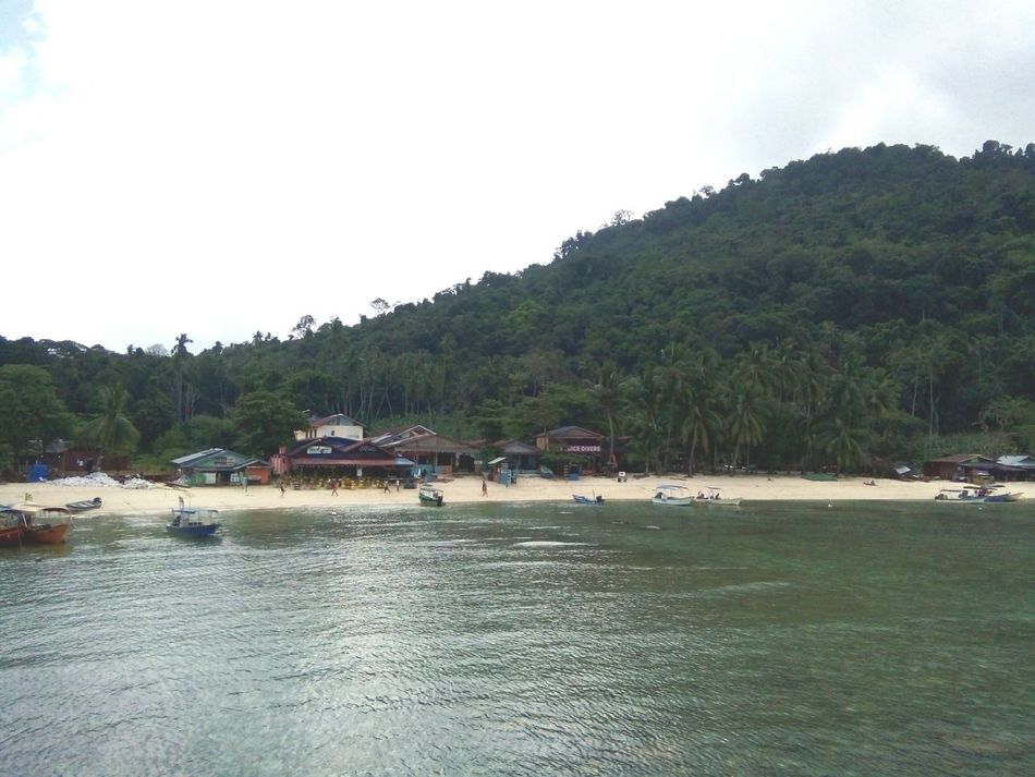 Perhentian Island .. i miss this beautiful place . Got to plan for my next trip ! First Eyeem Photo