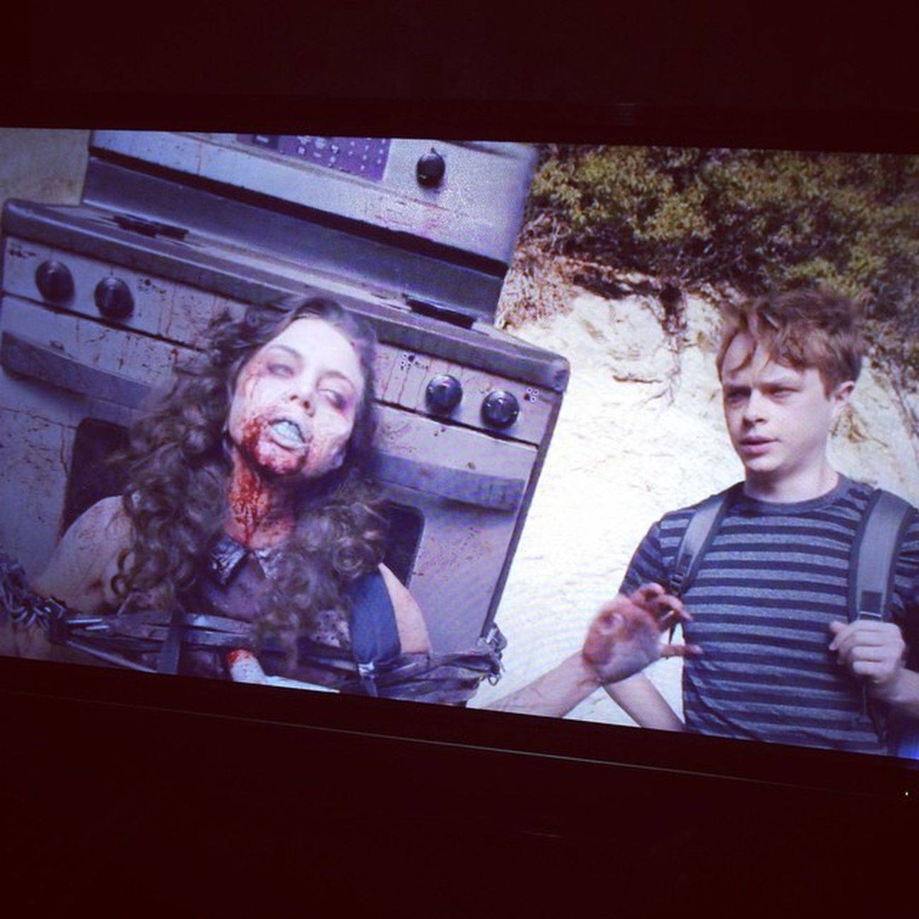 Lets go hiking. Hahaha. Lifeafterbeth Nice MOVIE Comedy horror
