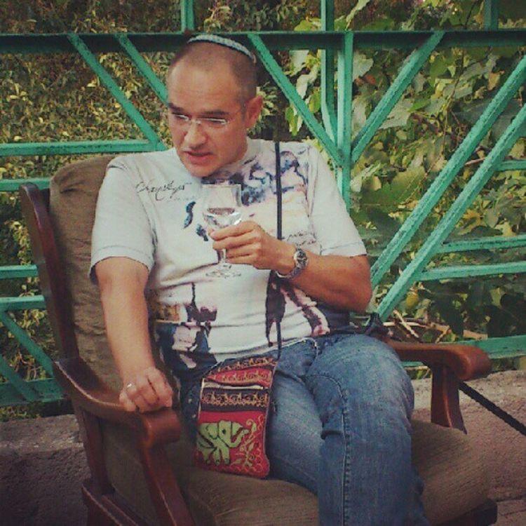 Встреча грузинских блогеров с Антоном Носиком (aka @dolboed )