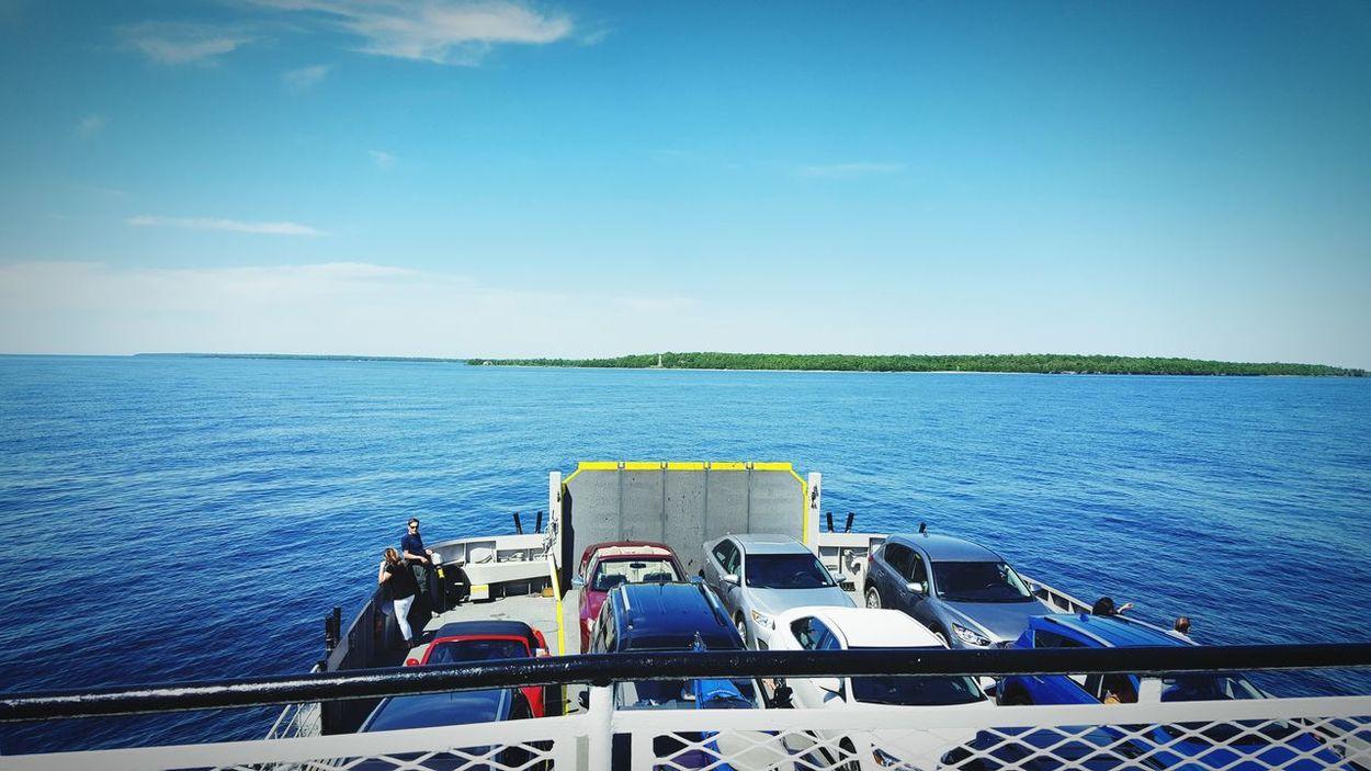 Washington Island Door County, Wisconsin On A Boat Summer 2016 Adventure Club Lake Michigan On The Way Wisconsin Life Travel Water