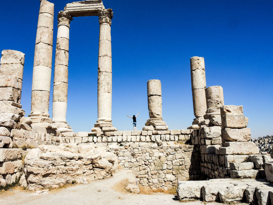 Beautiful stock photos of travel,  Amman Citadel,  Ancient,  Ancient Civilization,  Archaeology