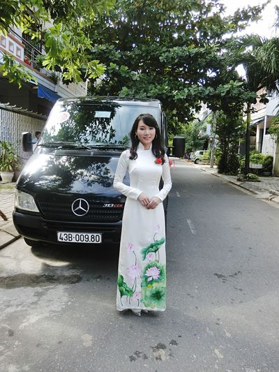 Ao dai... First Eyeem Photo
