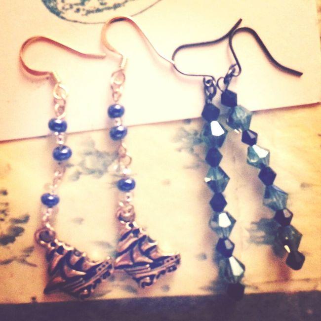 Beading Jewelry Making Earrings Twocatsartifacts #je