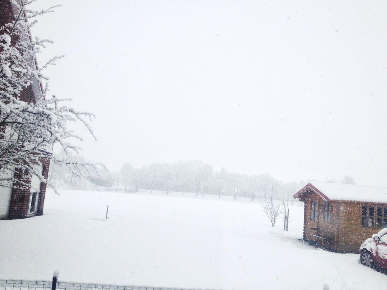 Hello World Check This Out Bramsche Snow Schnee