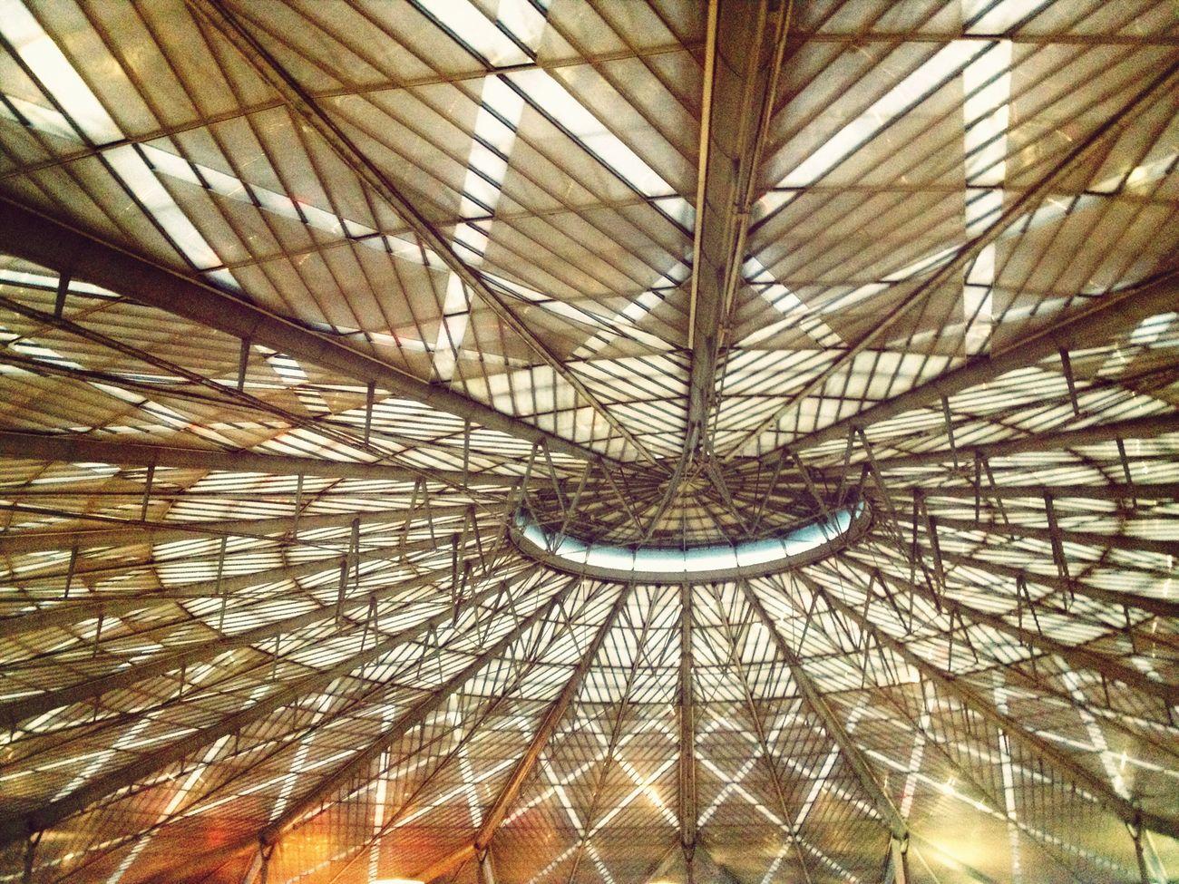 China railstation ceiling ?