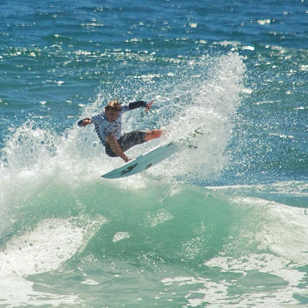 US Open Surfing 2015 Faces Of Summer Beach Photography Surfing Beach Life Hello World Summer Views The Action Photographer - 2015 EyeEm Awards Blue Wave