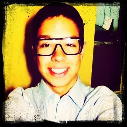 A quanto tempo eu não usava esse óculos!!!