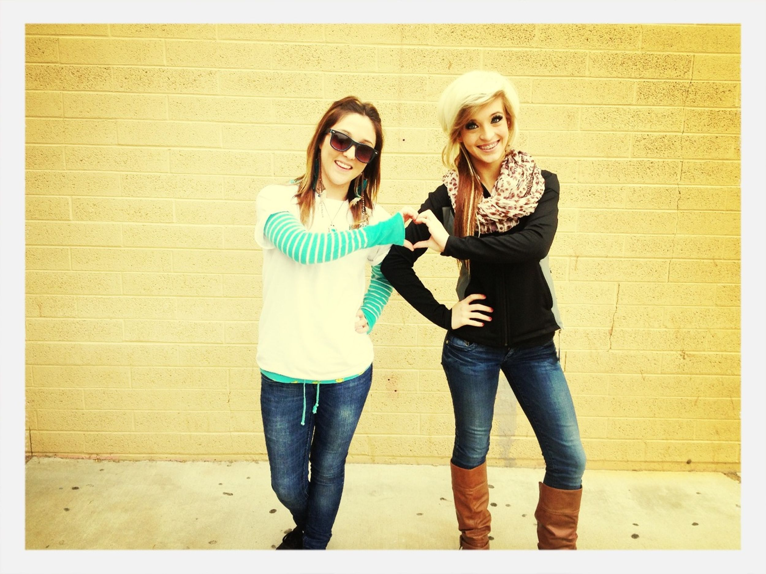 Me And My Sissy!