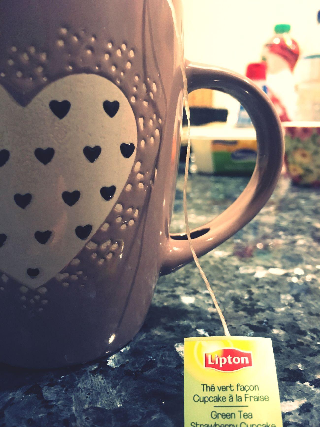Aquele chá que tem nome de doce... Tea Lipton Tea Hottea funny stuff