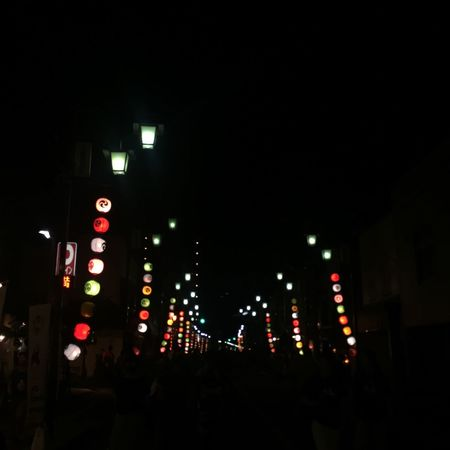 川越 夏 ちょうちん Matsuri Japan Japanese Culture Night Lights Dreaming Nostalgia KAWAII Hello World