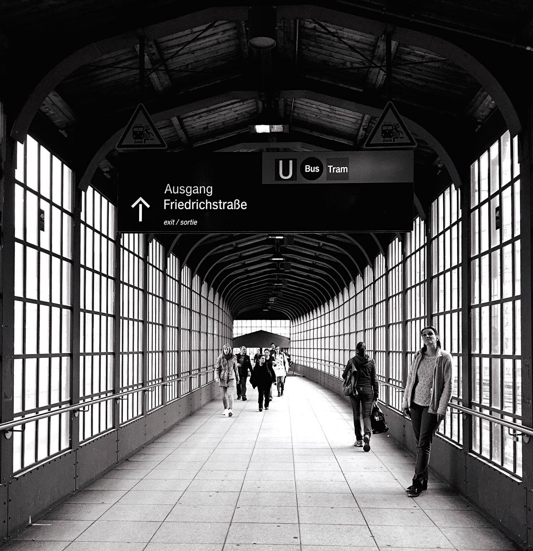 Streetphotography Architecture Mpro Blackandwhite Berlin Open Edit Mobilephotography.de The Architect - 2015 EyeEm Awards Shades Of Grey