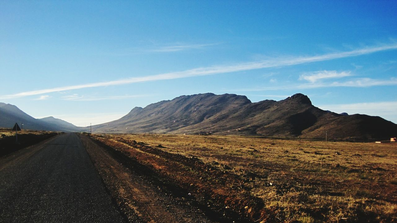 Car Outdoors Desert Road Highway Landscape Day Scenics Nature Sky No People Atlas Tafraout Tiznit Souss-masa-draa