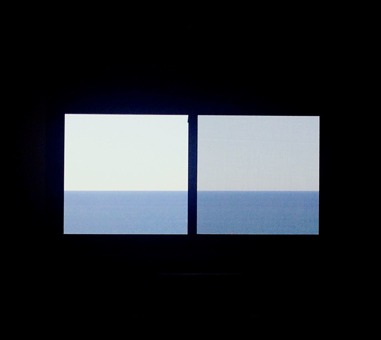 Rectangle Squares Shades Of Blue Blue From My Window Mediterranean Sea Lines And Shapes Shapes And Colour