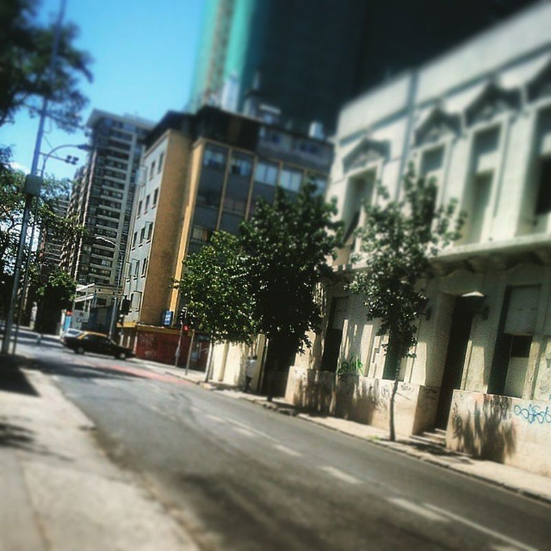 Recorremos Santiagoapie , Santo domingo esq San Martín, caluroso medio día Santiaguino