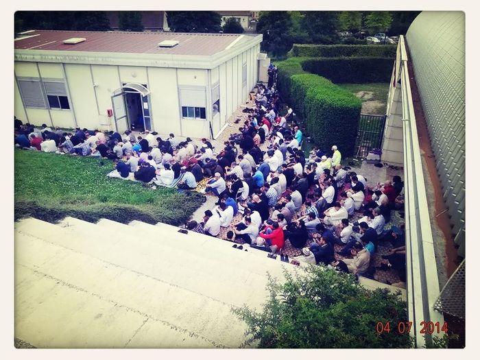 Friday Prayer Muslims French Jumuahmubarak