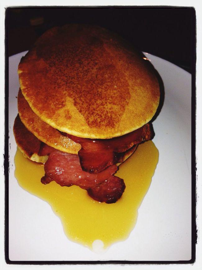 Last breakfast of 2013