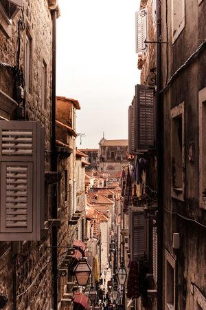 Street Dubrovnik Old Town Dubrovnik, Croatia Croatia King's Landing