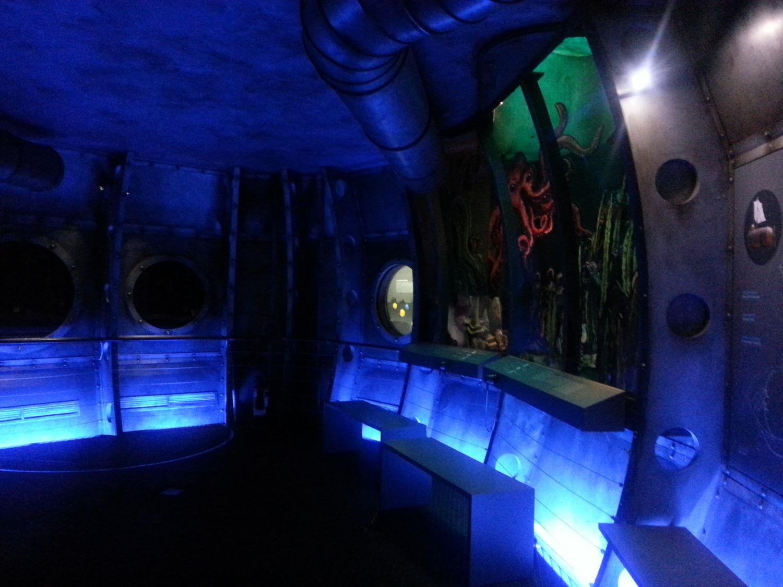 Underwater Biosphäre Potsdam