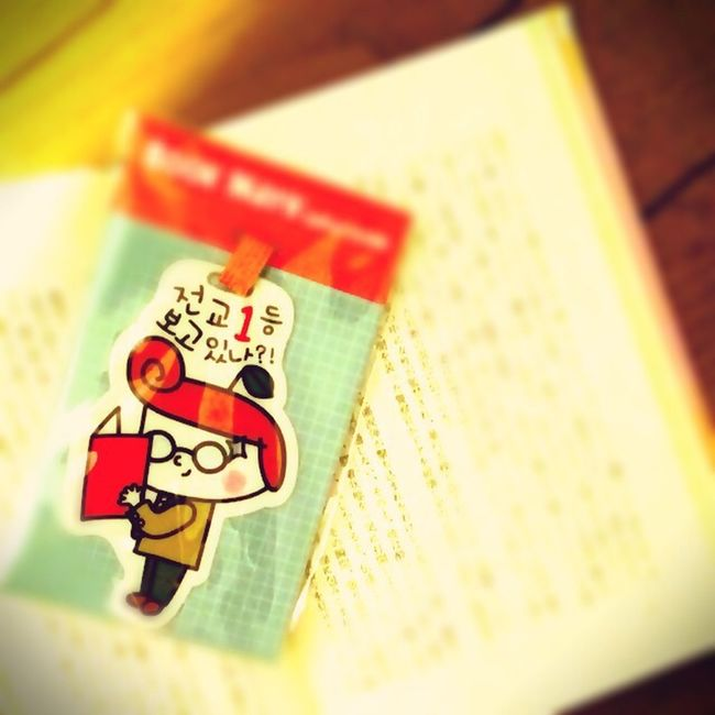 Books Book Mark Relaxing Reading