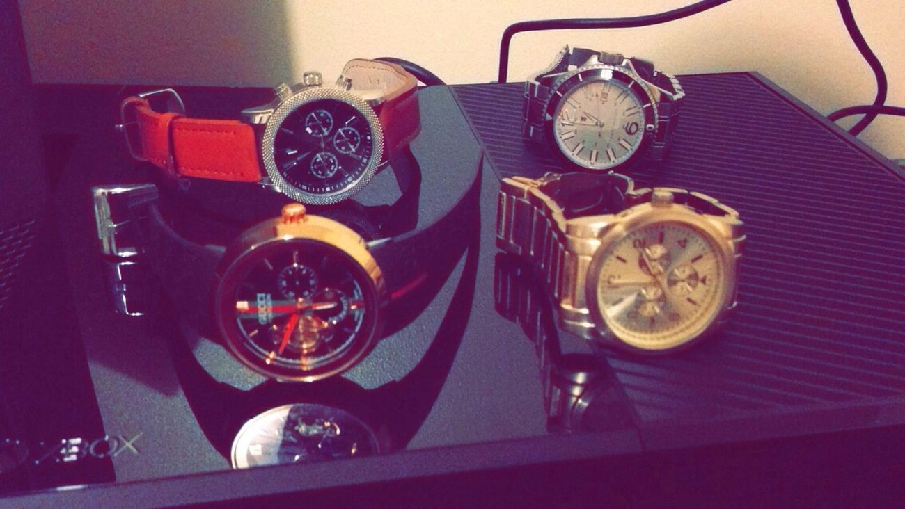 My watch game on the come up WatchGang Time