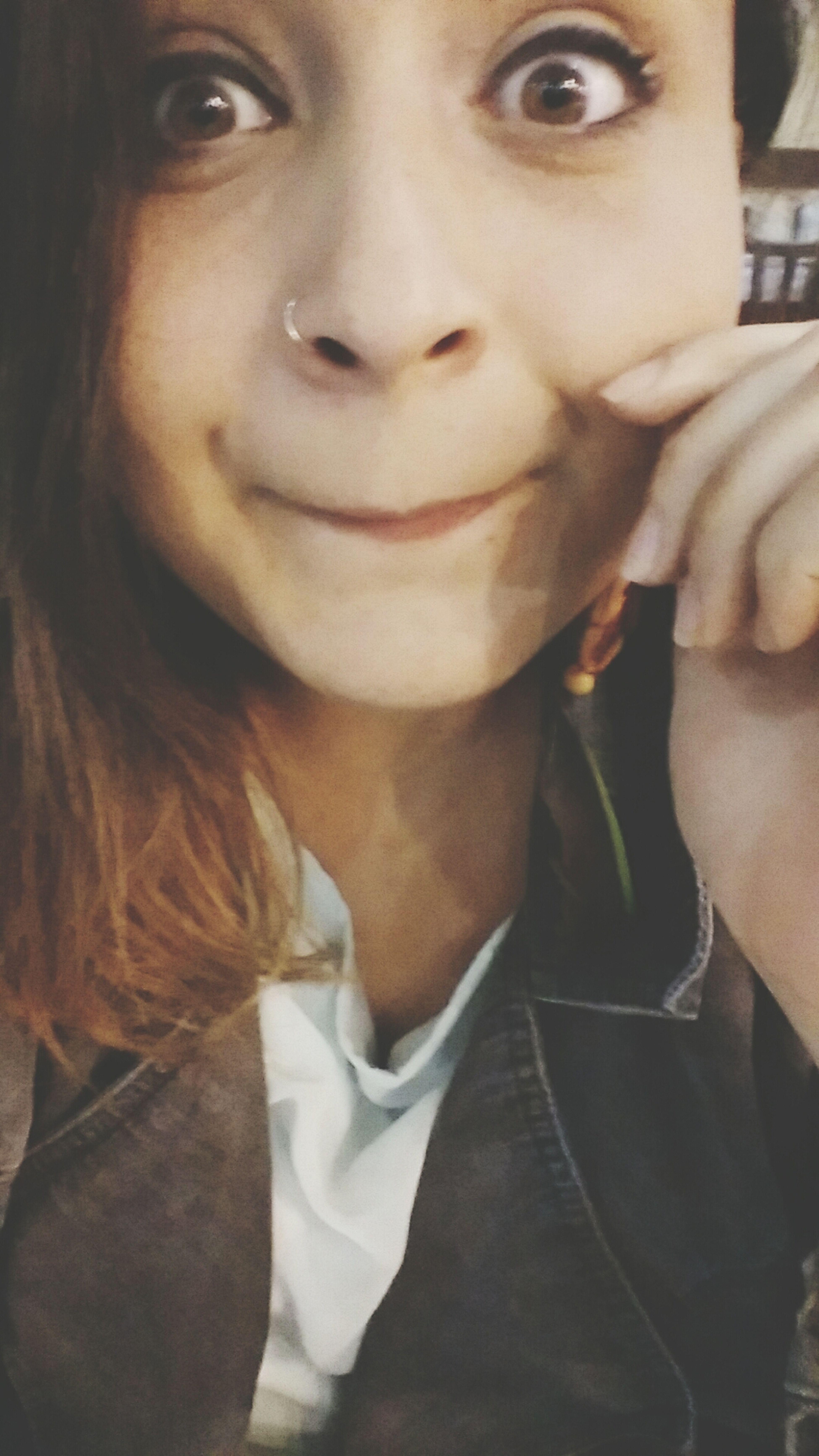 Quero ser feliz também.. ? Happy Stupid Selfie ✌ I Love It ❤